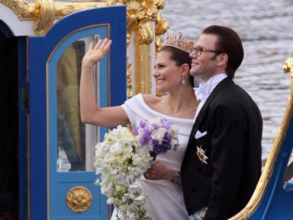 Księżniczka Wiktoria i Książę Daniel -Triumf miłości