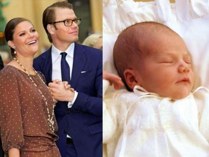 Księżniczka Wiktoria i książę Daniel - Wiwat przyszła królowa!