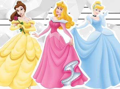 Księżniczki Disneya jako celebrytki? Zobacz świetny projekt znanego artysty!