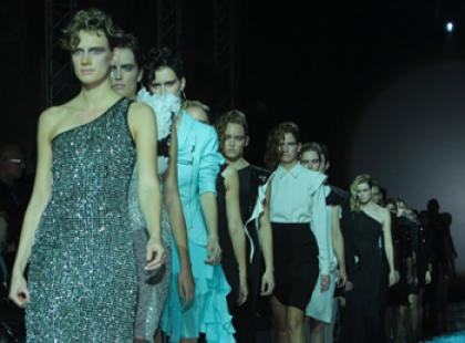 Księżycowa moda 2010 Paprockiego i Brzozowskiego - relacja