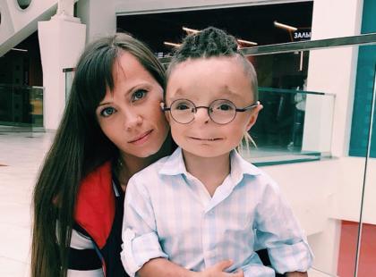 """""""Kto by chciał takiego potwora"""". Nika po usłyszeniu tych słów, postanowiła zostać mamą niepełnosprawnego 4-latka"""