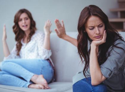 Kto dał jej prawo do krytykowania mojego męża?! Nie chciałam zaprzepaścić 25 lat przyjaźni, ale...