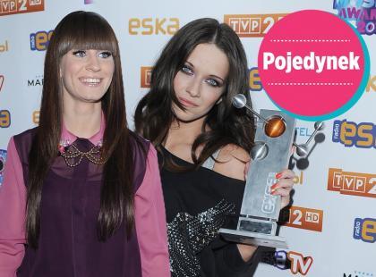Kto lepiej na rozdaniu ESKA Music Awards 2012?