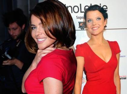 Kto miał lepsza czerwoną sukienkę