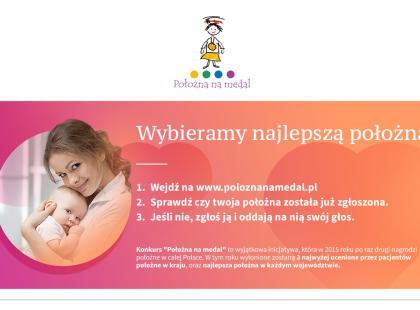 Kto zostanie najlepszą położną w Polsce?