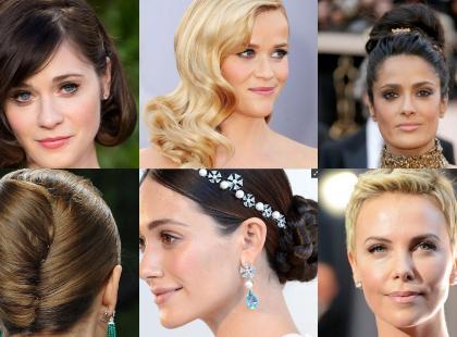 Którą oscarową fryzurę wybrałabyś dla siebie?