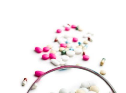 Które leki i substancje wziewne mogą działać jak narkotyki?
