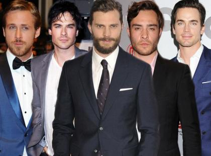 Który z tych aktorów mógłby zagrać Greya?