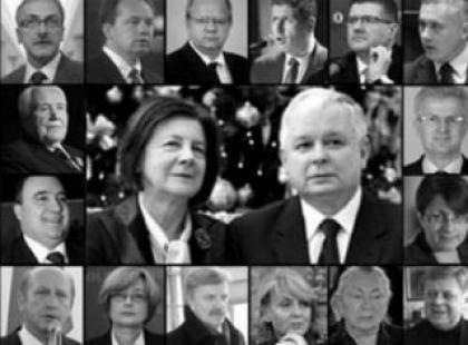 Ku Pamięci Ofiar Katastrofy Samolotu w Smoleńsku