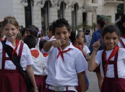 Kuba - Ojczyzna albo śmierć...