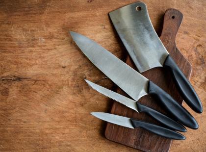 Kuchenny niezbędnik - noże