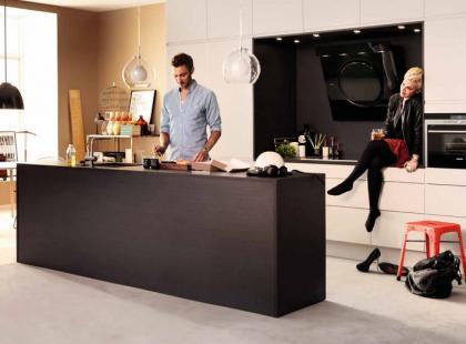 Kuchnia w stylu nowoczesnym od Marbodal