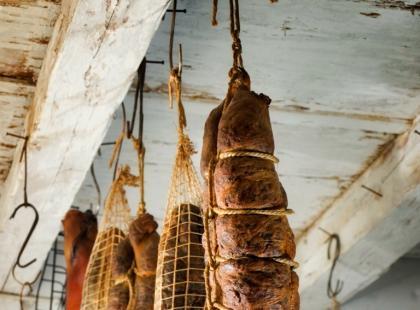 Kulen - najstarsza potrawa Chorwacji
