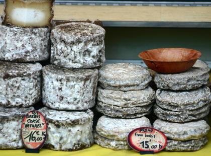 Kulinarne skarby Korsyki