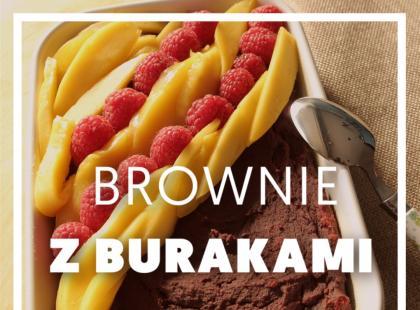 Kulinarny express - Brownie z burakami