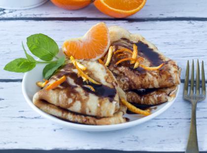 Kulinarny hit: 75 najlepszych przepisów na naleśniki na słono i na słodko