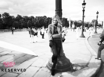 Kulisy jesienno-zimowej kampanii Beautiful Story Reserved