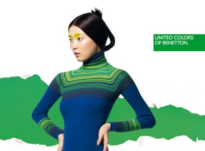 Kulisy kampanii Benetton na jesień/zimę 2012/13!