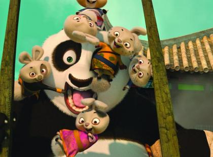 """""""Kung Fu Panda 2"""" powraca"""