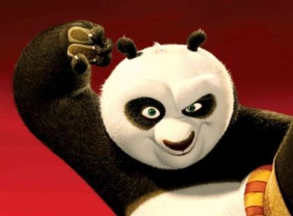 Kung Fu Panda naśmiewa się z Chińczyków