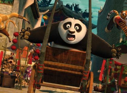 Kung Fu Panda (reż. Jennifer Yuh)