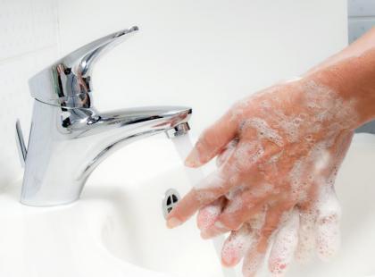 Kurs mycia rąk