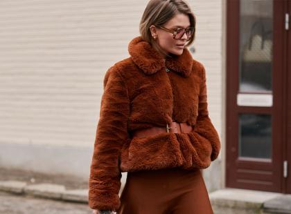 Kurtka futerko to must have jesieni i zimy 2019/2020