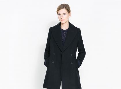 Kurtki i płaszcze Zara na jesień i zimę