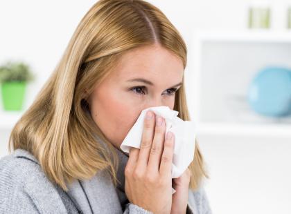 Kurz? Pyłki? Sierść kota? Wiemy, jak wygrać z alergią!