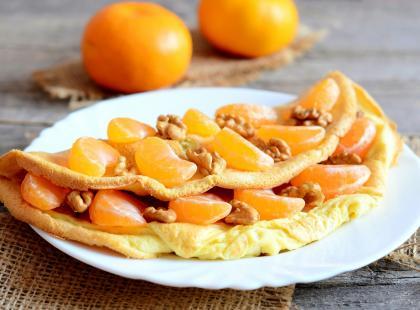 Kuszący omlet na słodko w różnych odsłonach - sprawdź nasze przepisy