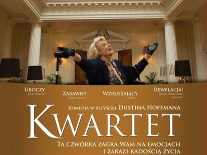 """""""Kwartet"""" przedpremierowo na Kobiecym Wieczorze Filmowym"""