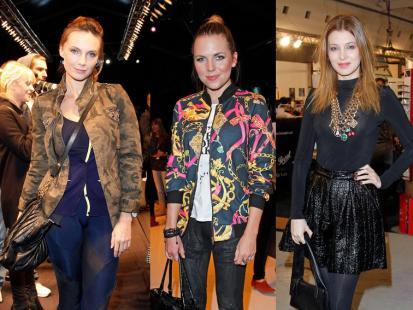 Kwaśniewska, Fijał i inni na Fashion Week Poland 2012