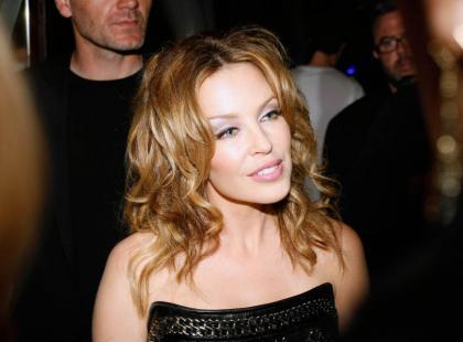 Kylie Minogue zaręczyła się