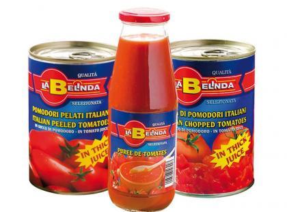 La Belinda – pomidory prosto z Włoch