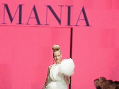 La Mania - pokaz kolekcji wiosna/lato 2011Kolejna odsłona