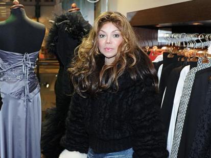 La Toya Jackson nową klientką Evy Minge