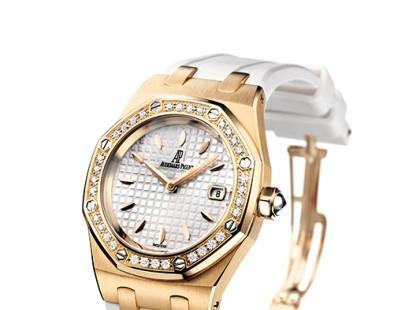 La Vie en Rose z zegarkami Audemars Piguet