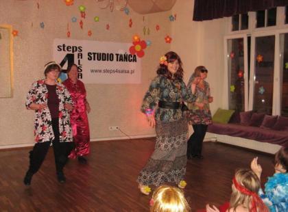 Ladies dance 45+