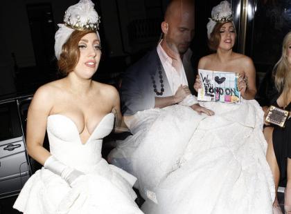 Lady Gaga bierze ślub?