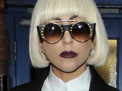 Lady Gaga czuje obecność Alexandra McQueena