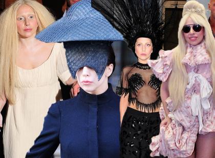 Lady Gaga, czyli przewodnik po tym jak się nie ubierać