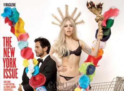 Lady Gaga dumą Nowego Jorku