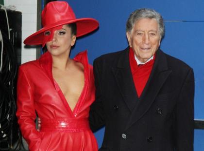 Lady Gaga i Tony Bennett razem!