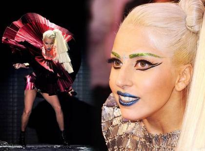 Lady Gaga, Katy Perry i Jessie J na MTV EMA 2011