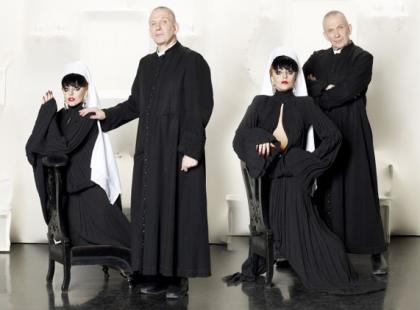 Lady Gaga kontra Gaultier w telewizji