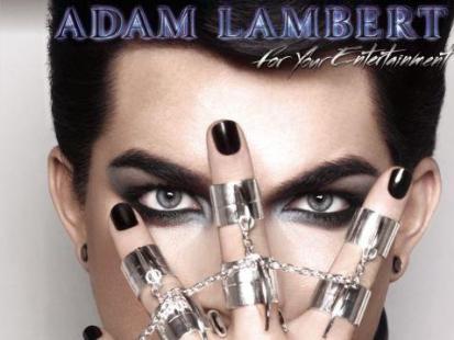 Lady Gaga napisała piosenkę dla Adama Lamberta