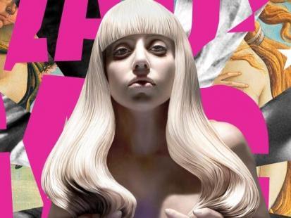 Lady Gaga pokazała okładkę płyty Artpop