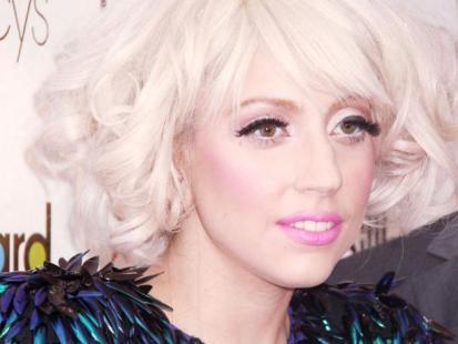 Lady GaGa twarzą MAC'a