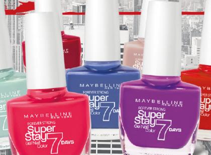 Lakiery Super Stay 7 Days - Maybelline