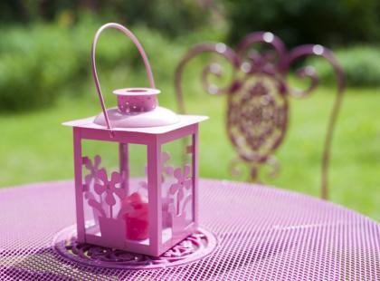 Lampiony ogrodowe, na balkon i na taras
